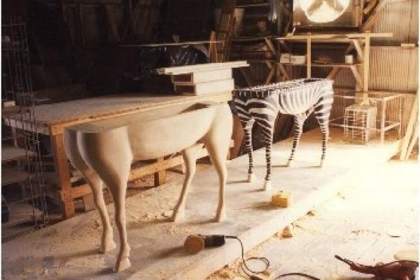 Zebra Tables